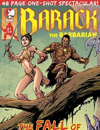 Barack the Barbarian: The Fall of Red Sarah!