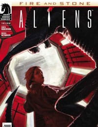 Aliens: Fire and Stone Comic