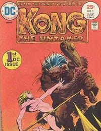 Kong the Untamed