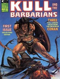 Kull and the Barbarians