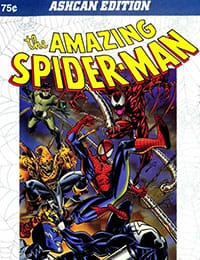 The Amazing Spider-Man Ashcan Edition