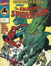 Adventures in Reading Starring the Amazing Spider-Man (1990)