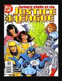 Formerly Known as the Justice League