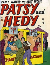 Patsy and Hedy