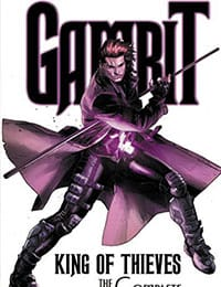 Gambit: King of Thieves: The Complete Collection