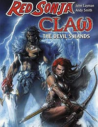 Red Sonja / Claw The Unconquered: Devil's Hands