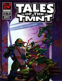 Tales of the TMNT
