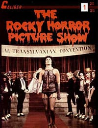 The Rocky Horror Picture Show: The Comic Book
