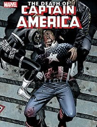 Death of Captain America: The Death of the Dream