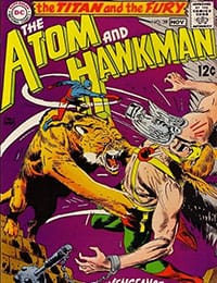 The Atom and Hawkman