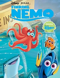 Disney/PIXAR Finding Nemo and Finding Dory: The Story of the Movies in Comics
