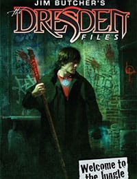 Jim Butcher's The Dresden Files: Welcome to the Jungle