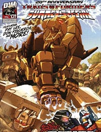 Transformers 20th Anniversary Summer Special
