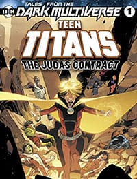 Tales From the Dark Multiverse: Teen Titans: The Judas Contract