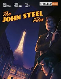 The John Steel Files: Thriller Picture Library Special