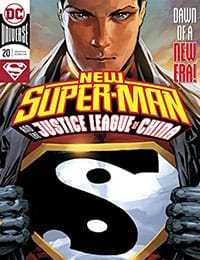New Super-Man & the Justice League of China