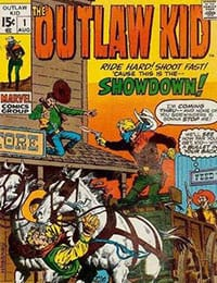 The Outlaw Kid (1970)