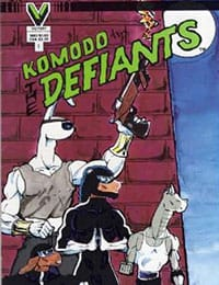Komodo And The Defiants