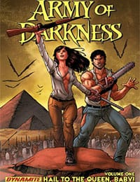 Army of Darkness (2012)