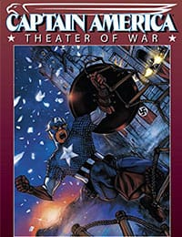 Captain America Theater Of War:  Prisoners Of Duty