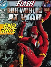 The Flash: Our Worlds at War