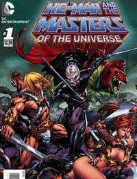 He-Man and the Masters of the Universe (2013)