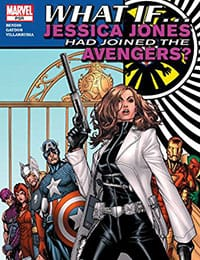 What If Jessica Jones Had Joined the Avengers?