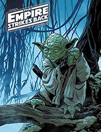 Star Wars: The Empire Strikes Back - The 40th Anniversary Covers by Chris Sprouse