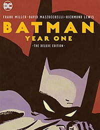 Batman: Year One: The Deluxe Edition
