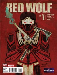 Red Wolf (2016)
