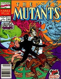 The New Mutants Summer Special