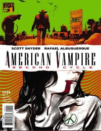 American Vampire: Second Cycle