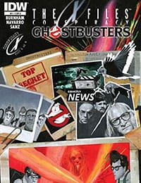 The X-Files/Ghostbusters: Conspiracy