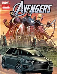 Avengers: King of the Road
