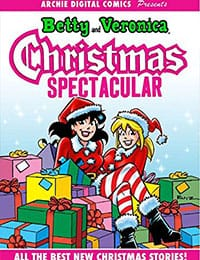 Archie Digital Comics Presents: Betty and Veronica Christmas Spectacular