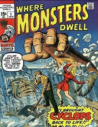Where Monsters Dwell (1970)