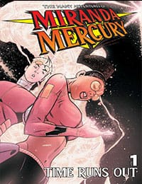 The Many Adventures of Miranda Mercury: Time Runs Out