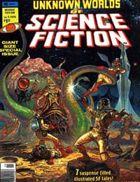 Unknown Worlds of Science Fiction Giant Size Special