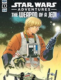 Star Wars Adventures: The Weapon of A Jedi