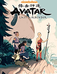 Nickelodeon Avatar: The Last Airbender–The Lost Adventures & Team Avatar Tales Library Edition