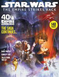 Star Wars: The Empire Strikes Back: 40th Anniversary Special Book