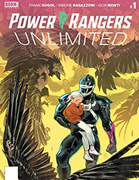 Power Rangers Unlimited: Edge of Darkness