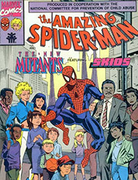 Spider-Man and the New Mutants