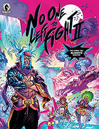 No One Left To Fight II Comic