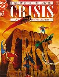 Legends of the DCU: Crisis on Infinite Earths