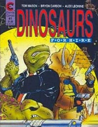 Dinosaurs For Hire (1988)