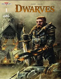 The Royals: Masters of War Comic