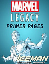 The Official Handbook of the Marvel Universe: Update 89