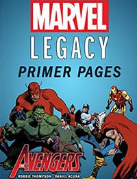 The Official Marvel Comics Try-Out Book