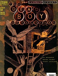 The Book of Lost Souls (1991) Comic